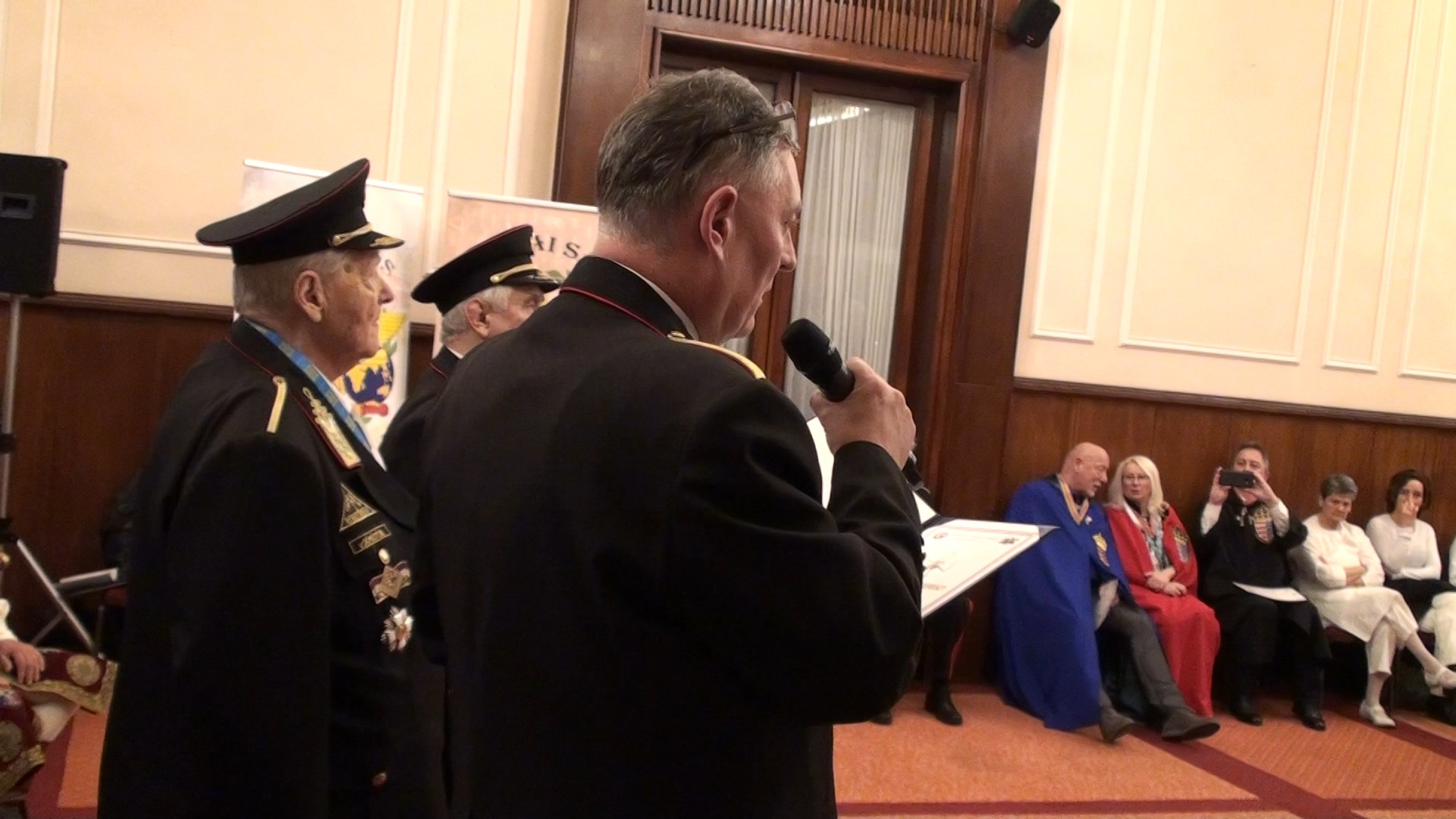 1 prof. dr. Vladislav Kirilovszky KGC nör. ddtbk praefectus legionis