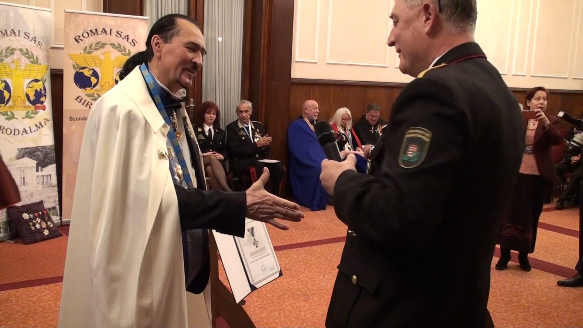 4 prof. dr. Albert Alexey von Kloss-Ignatenko praefectus legionis