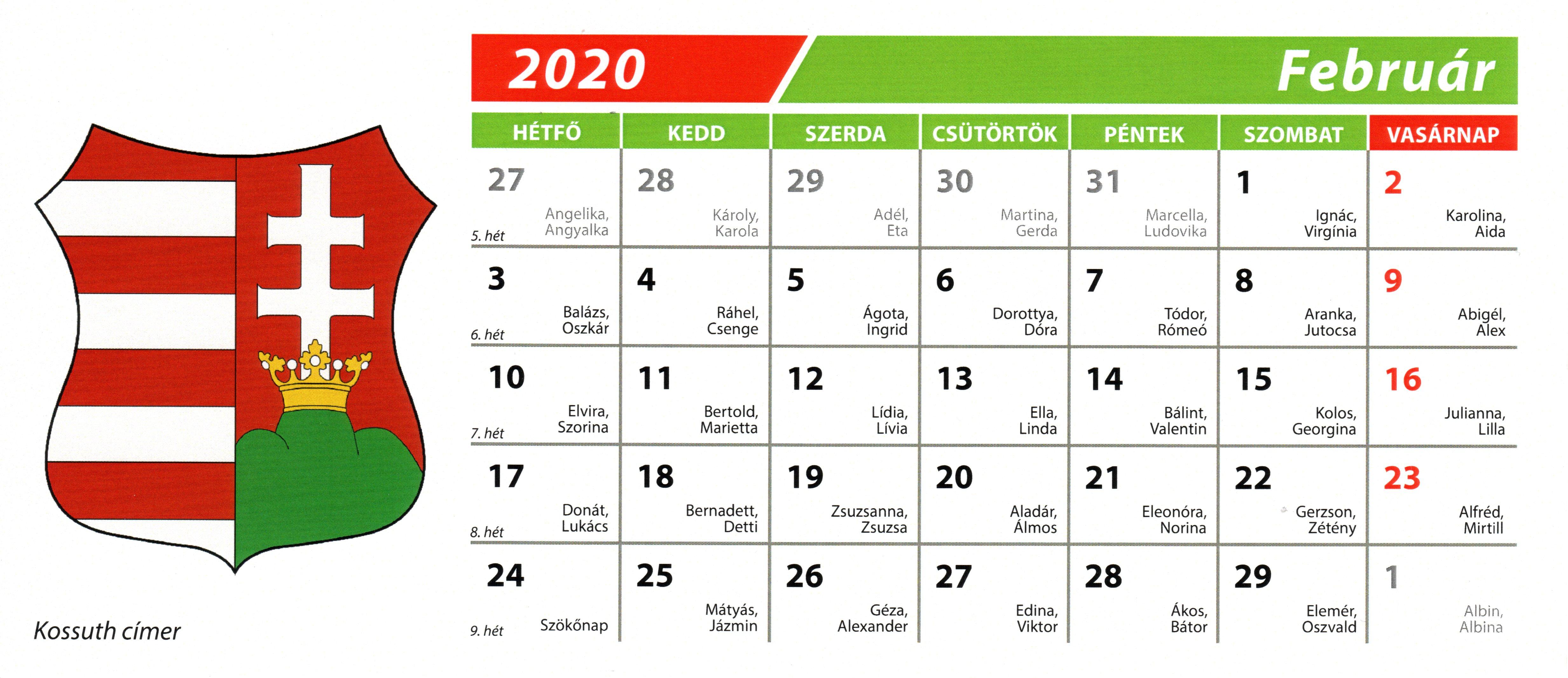 1956-MN-2020-évi-naptár-02-február