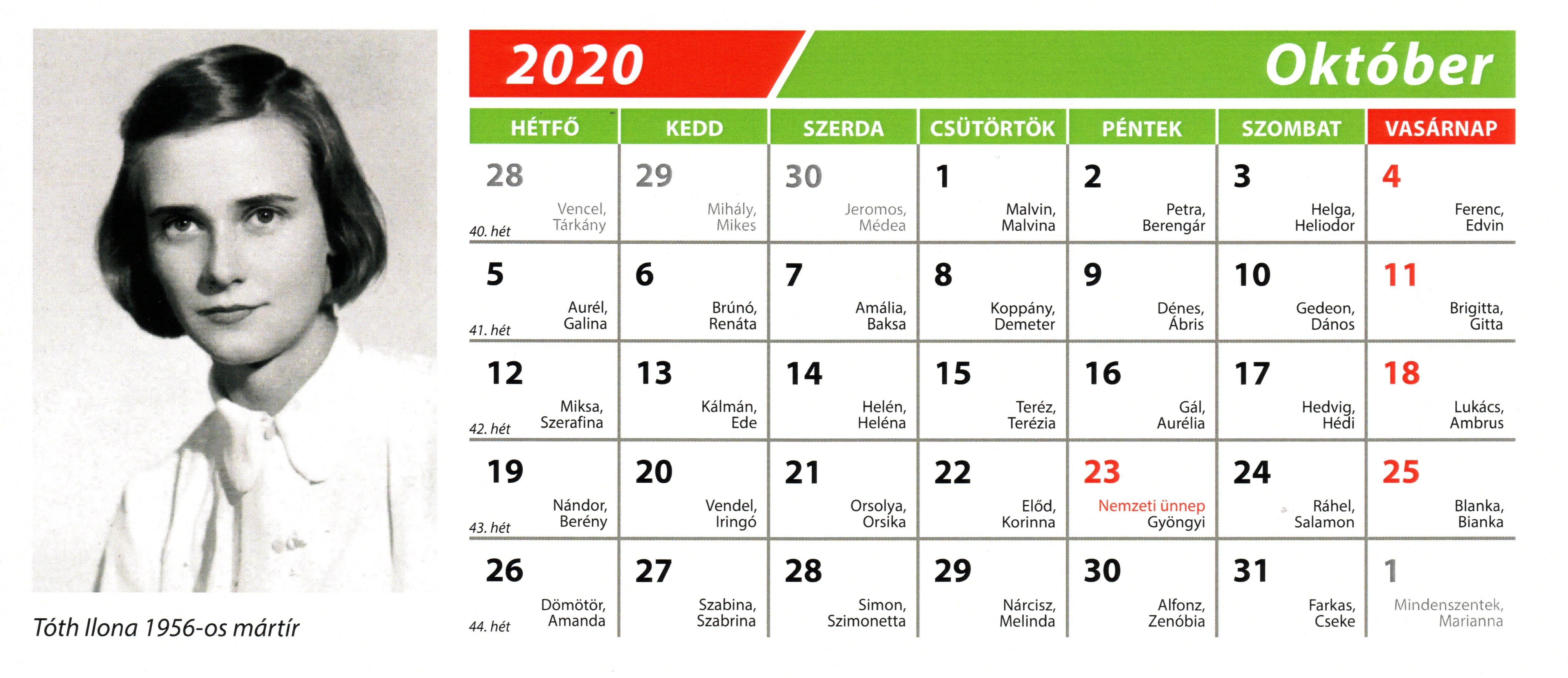 1956-MN-2020-évi-naptár-10-október